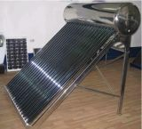 Heat Pipe Solar Water Heater with Stainless Steel Outer Tank