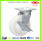 200mm Heavy Duty Castor Plastic Wheel (P701-30D200X50Z)