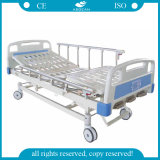 3-Crank Manual Hospital Electric Clinic Bed AG-BMS007