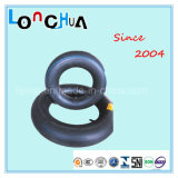 Tensile Strength 12MPa Motorcycle Natural Butyl Rubber Inner Tube (4.00-8)