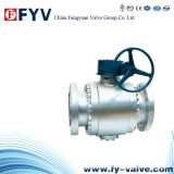API 6D Manual 3-Piece Fixed Ball Valve
