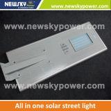 Easy Installation Aluminium Alloy Solar LED Street Lights