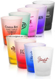 1.75oz Colored Frosted Shot Glass