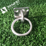 Stainless Steel Diamond Eye Plate