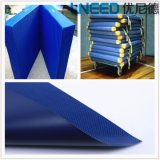 Uneed 1000d Polyester PVC Waterproof and Flame-Resistant Medical Mattress Fabric