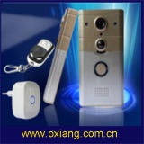 Wireless WiFi HD IP Security Doorphone Camera Supports Android/Ios APP