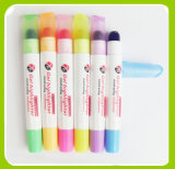 Solid Highlighter Pen, Fluorescent Pen (661)