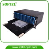 FTTH 19 Inch 144 Core Rack Mount Distribution Box