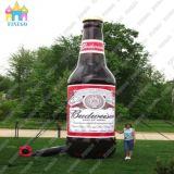 3D LED Light Beer Bottle Decoration Model