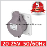 IP44 16A 3p Low Voltage Receptacles