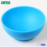 FDA/LFGB Approval Food Grade Silicone Bowl for Baby, Kids