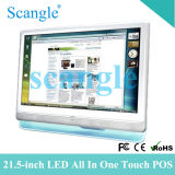 White Widescreen Tablet PC Hanging on Wall (SGT-215N)