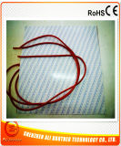 Ce TUV IP68& RoHS 230V 215*215*1.5mm Silicone Rubber Heater