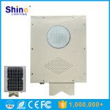 3m 4m Pole 5W LED Solar Sensor Street Lights