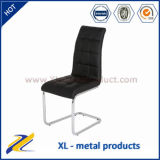 Fashion Modern Upholstered Leather Swing Dining Chair