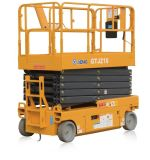 Electric Hydraulic Scissor Type Aerial Working Lift Table Platform