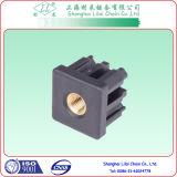Square Plastic Tube Plug (P852)