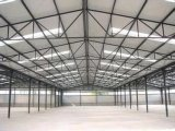 Light Steel Structure for Carport/Warehouse/Workshop (SP-0023)