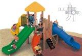 Child Wooden Outdoor Playground Equipment QQ12043-1