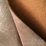 Bionic Finished Leather Fabric Compound for Home Textile