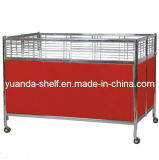 Supermarket Promotion Exhibition Display Goods Folding Stand