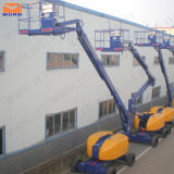 25m Working Height Mobile Boom Lift