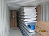 100mm Corrugated Sandwich Panel in Containers