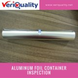 Aluminum Foil Container Quality Control Inspection Service in Shanghai