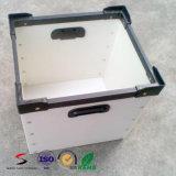 Customized Corrugated Plastic Boxes Parts Bin
