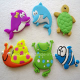Kids 3D Rubber Fridge Magnet