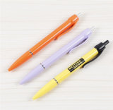 China Plastic Ballpen with Custom Logo Factory Tc-7092