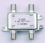 3way Indoor CATV Splitter (SHJ-C103S)