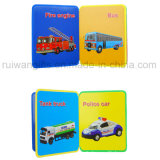 Cars EVA Foam Baby Bath Books (BBK027)