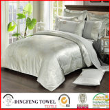 Fashion Poly-Cotton Jacquard Bedding Set Df-C156