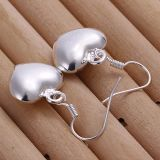 Hot Sale Simple Heart Shape Earring Fashion Jewelry Made in China