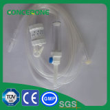 Infusion Set with Precision Flow Regulator