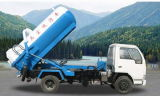 Low Price HOWO King Fecal Suction Truck of 10-12m3 Tank