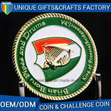 Soft Enamel Metal Us Army Challenge Coin for Collection