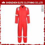 Custom High Visibility Flame Retardant Safety Coverall (ELTHVCI-14)