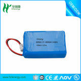 Rechargeable 804060 2p 4000mAh Li Polymer Battery with Ce