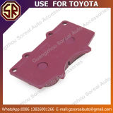 Brake Pads For TOYOTA