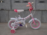 Best Seller White Tire Girl Children Bicycles Kids Bikes (FP-KDB-17042)
