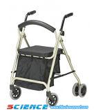Aluminum Multi-Functional Walking Aid Rollator