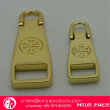 Designer Handbag Brass Zipper Puller with Custom Logo Engraved