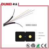 Factory 4 Cores Gjxh FTTH Indoor Optical Fiber Cable