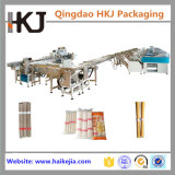 Automatic Rice Noodle Bundling and Packing Machine- 8 Weighing & Bundling Lines