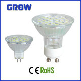 High Quality 5050SMD Glass LED Spotlight (GR610D)