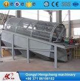 High Capacity Mobile Soil Trommel Screen Equipment