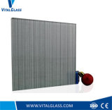 Decorative Glass with Texture, Fabric Laminated Glass