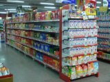 High Quality Supermarket Shelf / Gondola Shelf / Wall Shelf (HGLS-SS)